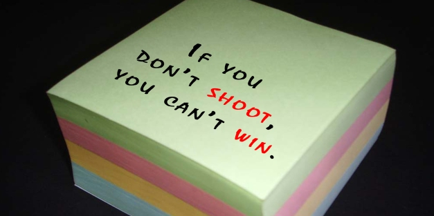 Don't Shoot - Can't Win